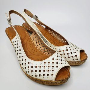 Patrizia by Spring Step Candace Wedge Shoes Size 7